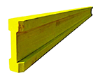 Beam for formwork floors