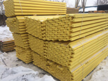 Wooden beam for formwork BDK-1