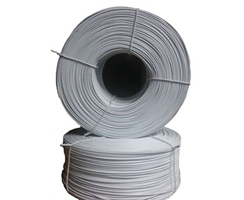 Cable for heating concrete