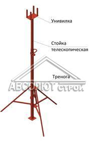 телескопическая стойка