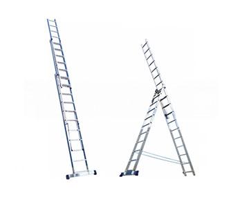 Лестница-стремянка трёхсекционная, купить лестницу-стремянку трёхсекционную Челябинск, лестница-стремянка трёхсекционная шести-ступенчатая, лестница-стремянка трёхсекционная семи-ступенчатая, лестница-стремянка трёхсекционная восьми-ступенчатая, лестница-стремянка трёхсекционная девяти-ступенчатая, лестница-стремянка трёхсекционная десяти-ступенчатая, лестница-стремянка трёхсекционная одиннадцати-ступенчатая
